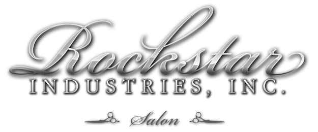 RockStar Industries Inc. Salon Logo
